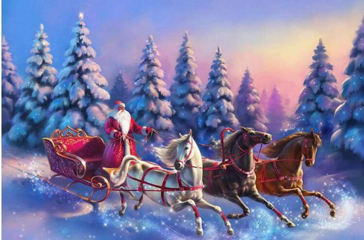 paarden-sneeuwww